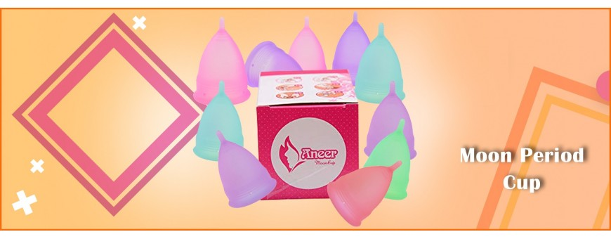 Moon Period Cup Is A Reusable Menstrual Cup For Women